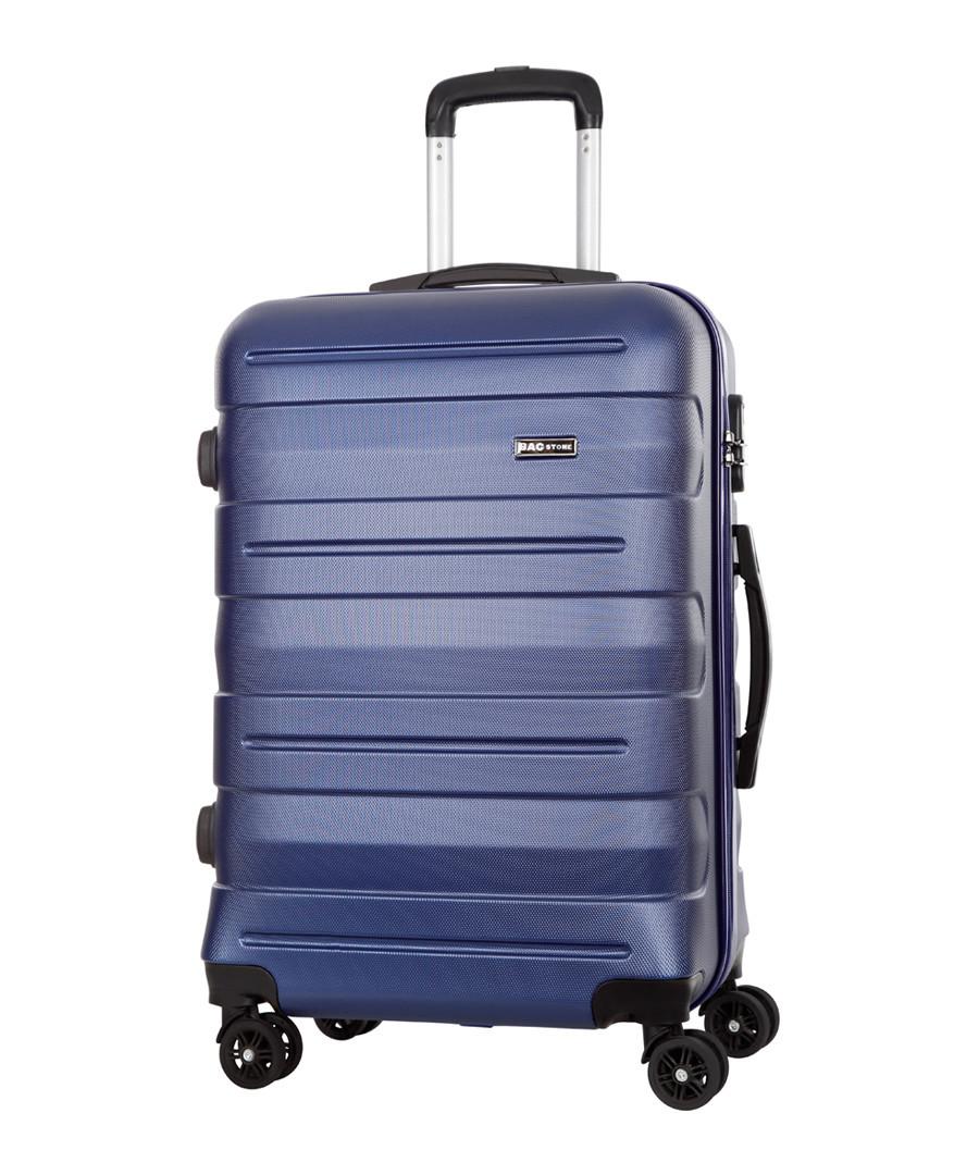 Gotcha navy spinner suitcase 60cm Sale - bagstone