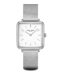 Grand stainless steel mesh watch