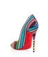 So Kate 120 multi-striped stilettos Sale - christian louboutin Sale
