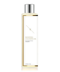 Renewing cleansing oil