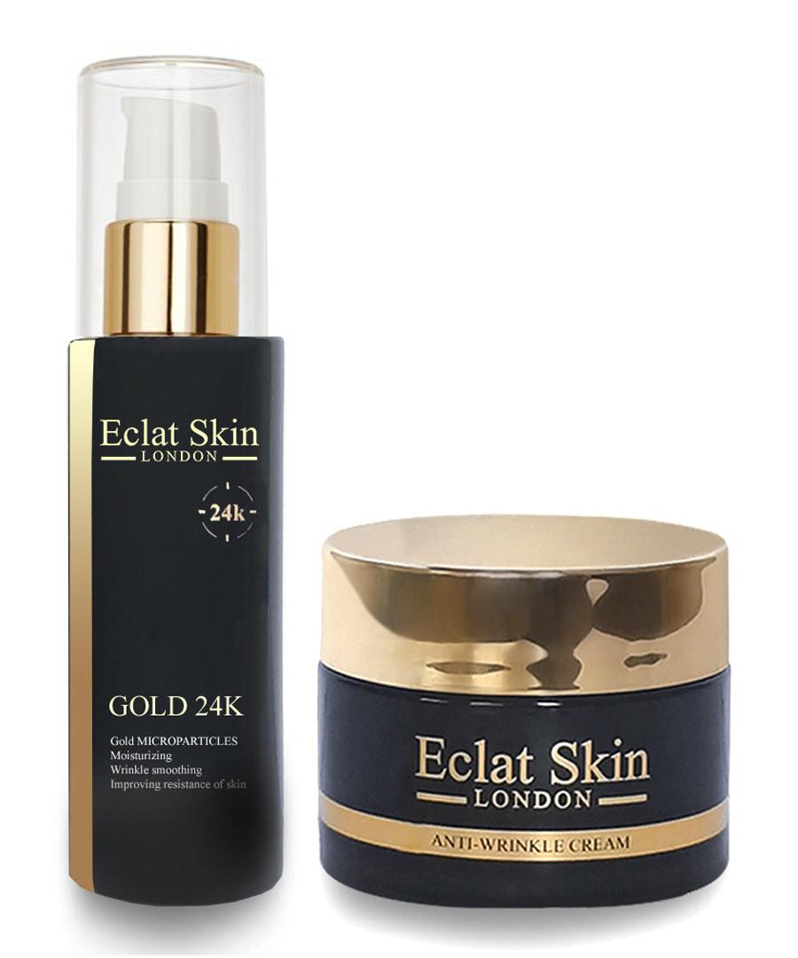 2pc 24k gold serum & moisturiser set Sale - eclat skincare