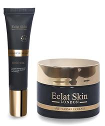 2pc Anti-ageing moisturiser & eye cream