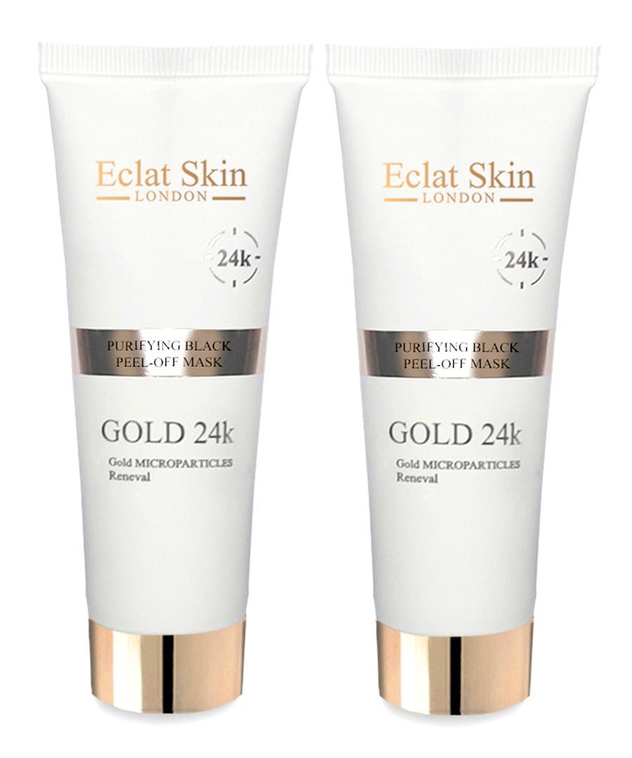 2pc Pro purifying peel-off mask set Sale - eclat skincare