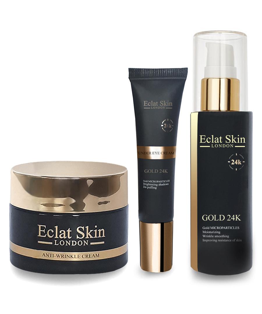 3pc moisturiser, serum & eye cream set Sale - eclat skincare
