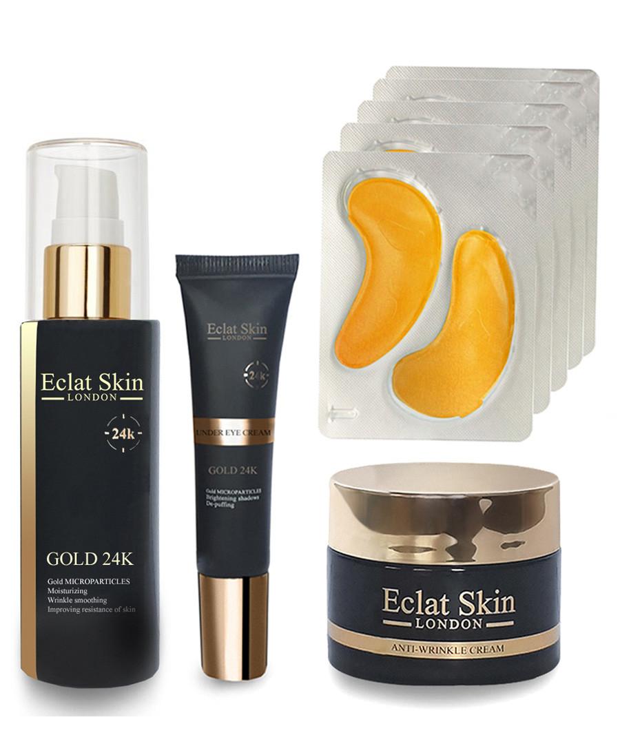 4pc Pro treatment anti-ageing set Sale - eclat skincare
