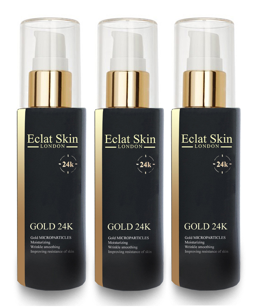 3pc Anti-wrinkle 24k gold serum set Sale - eclat skincare