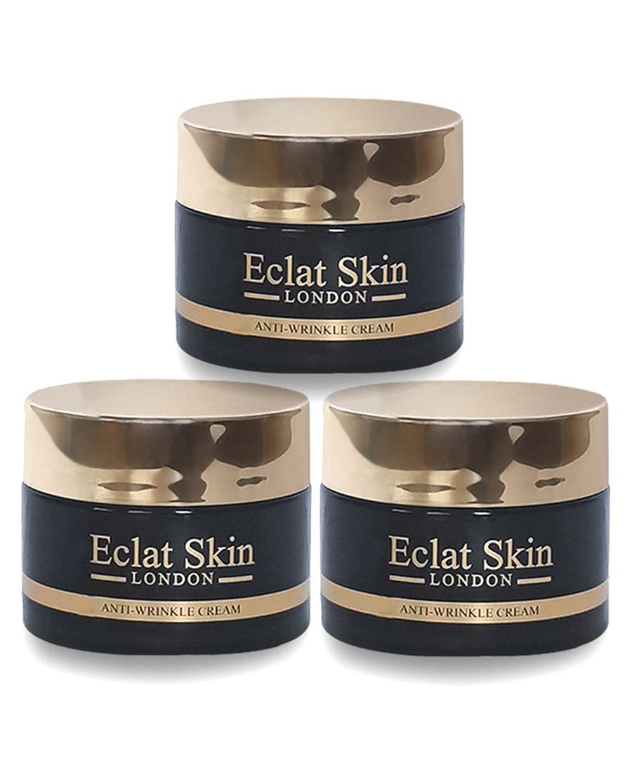 3pc 24k gold anti-ageing moisturiser set Sale - eclat skincare