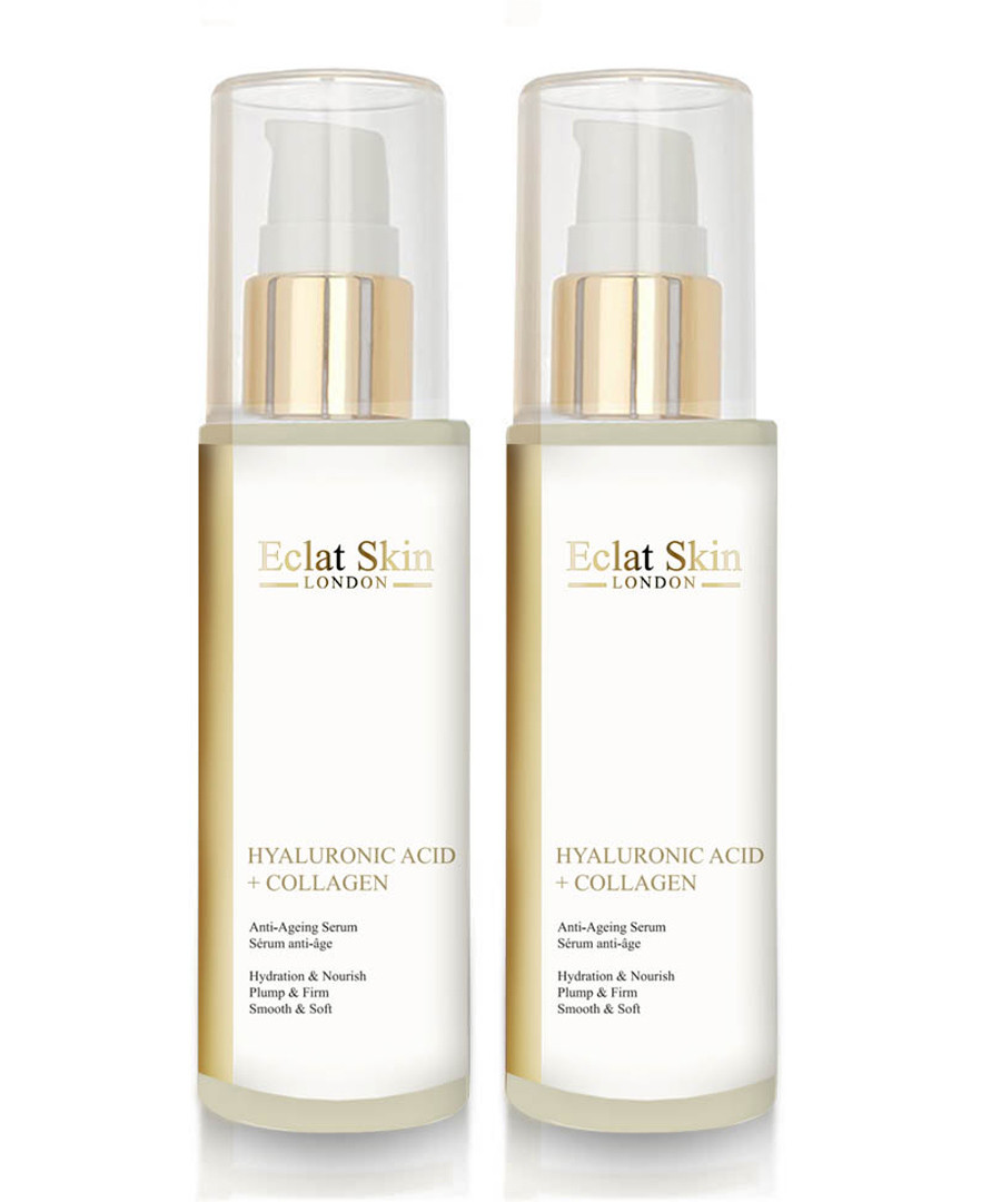 2pc Hyaluronic acid serum starter set Sale - eclat skincare