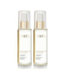 2pc Hyaluronic acid serum starter set