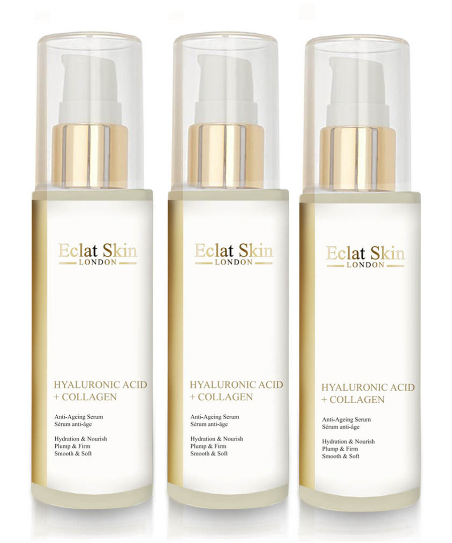 3pc Hyaluronic acid serum starter set Sale - eclat skincare