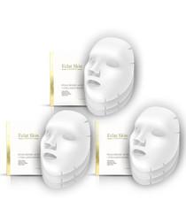 3pc Hyaluronic acid booster sheet masks