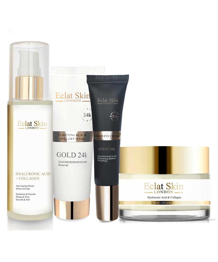 4pc Anti-ageing starter kit Sale - eclat skincare