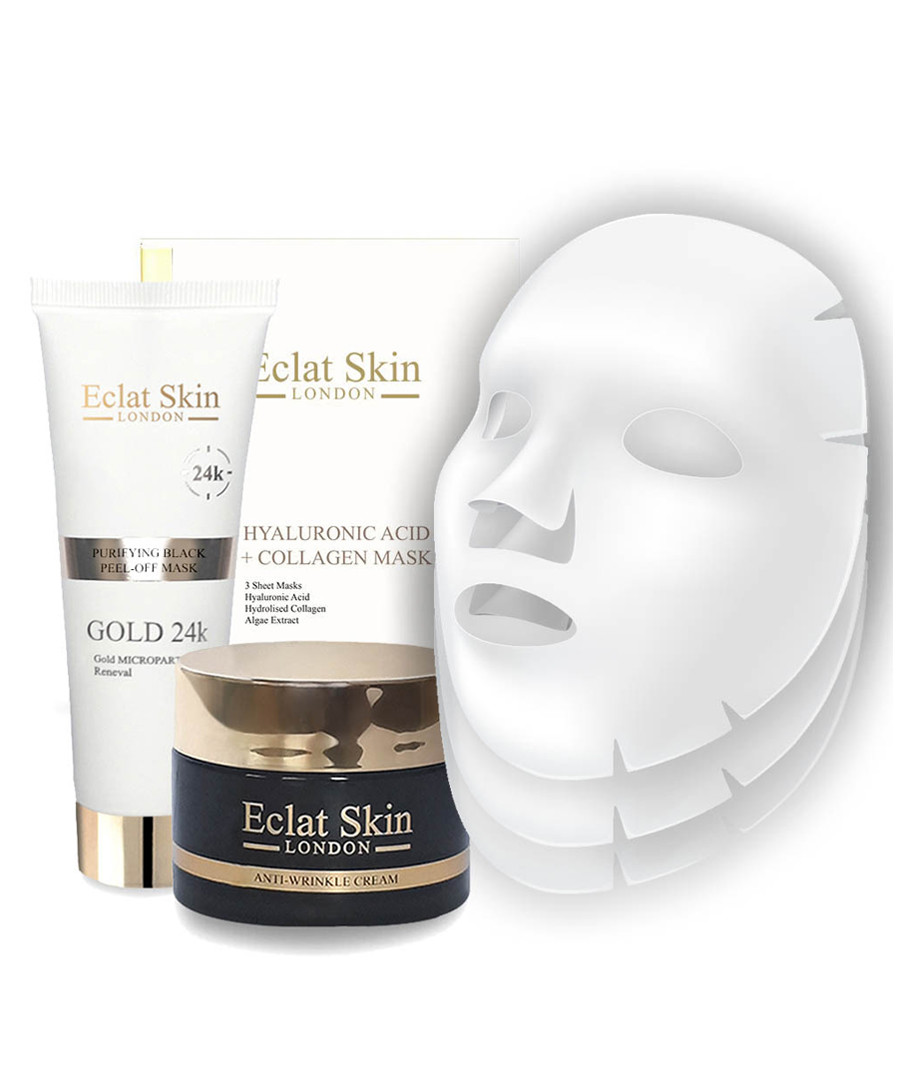 3pc Ultimate multi-mask & moisture set Sale - eclat skincare