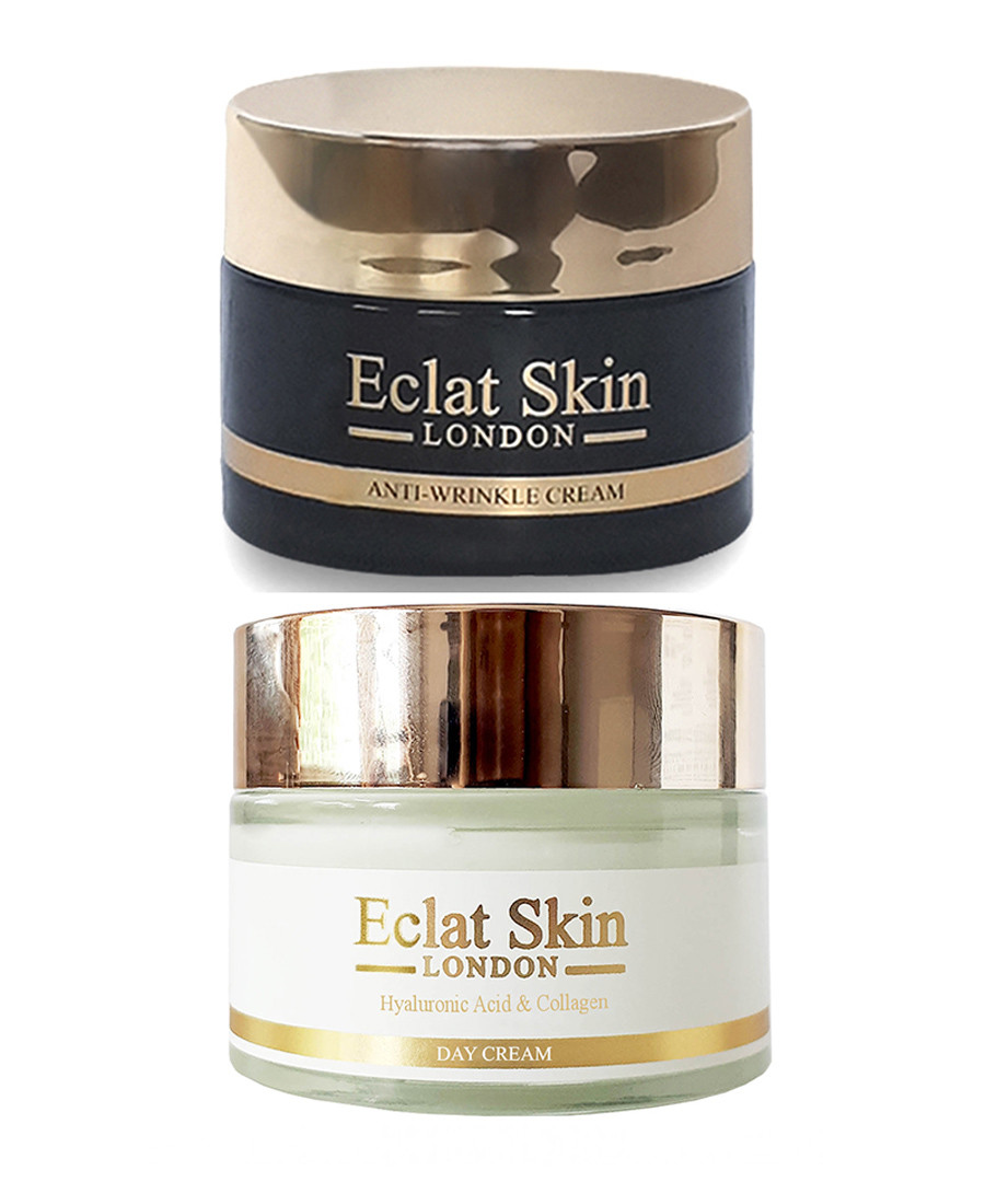 2pc Age-renewal day & night set Sale - eclat skincare