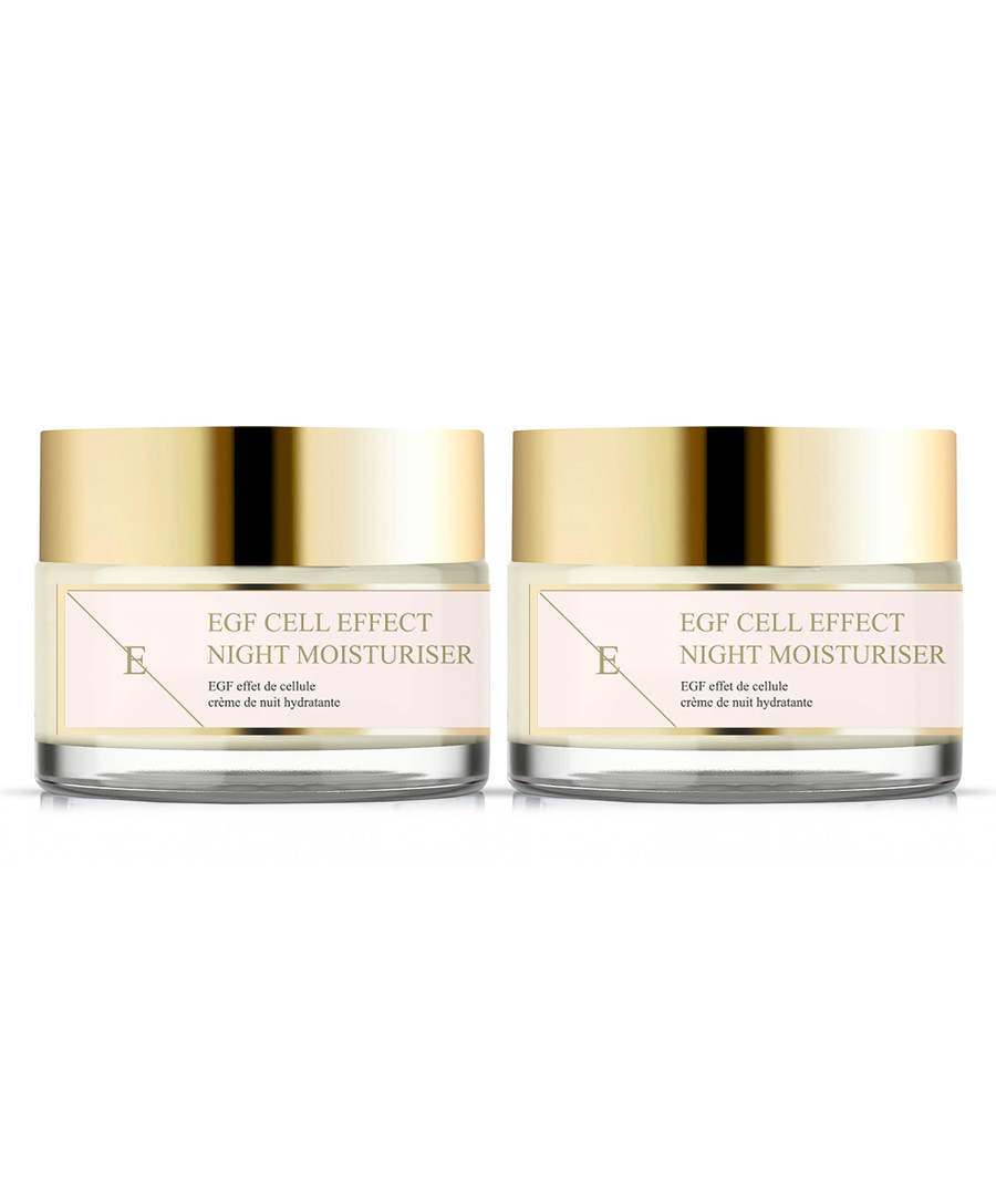 2pc Cell effect night moisturiser set Sale - eclat skincare