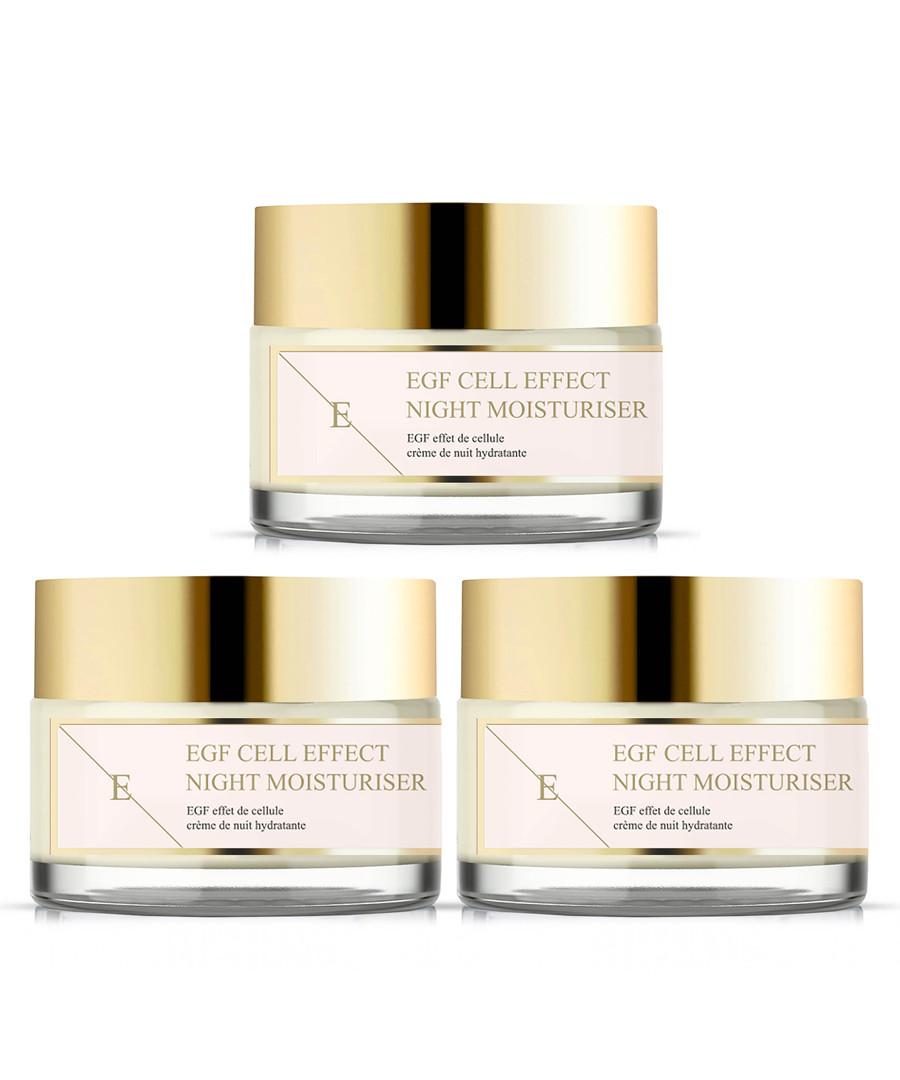 3pc Cell effect night moisturiser set Sale - eclat skincare