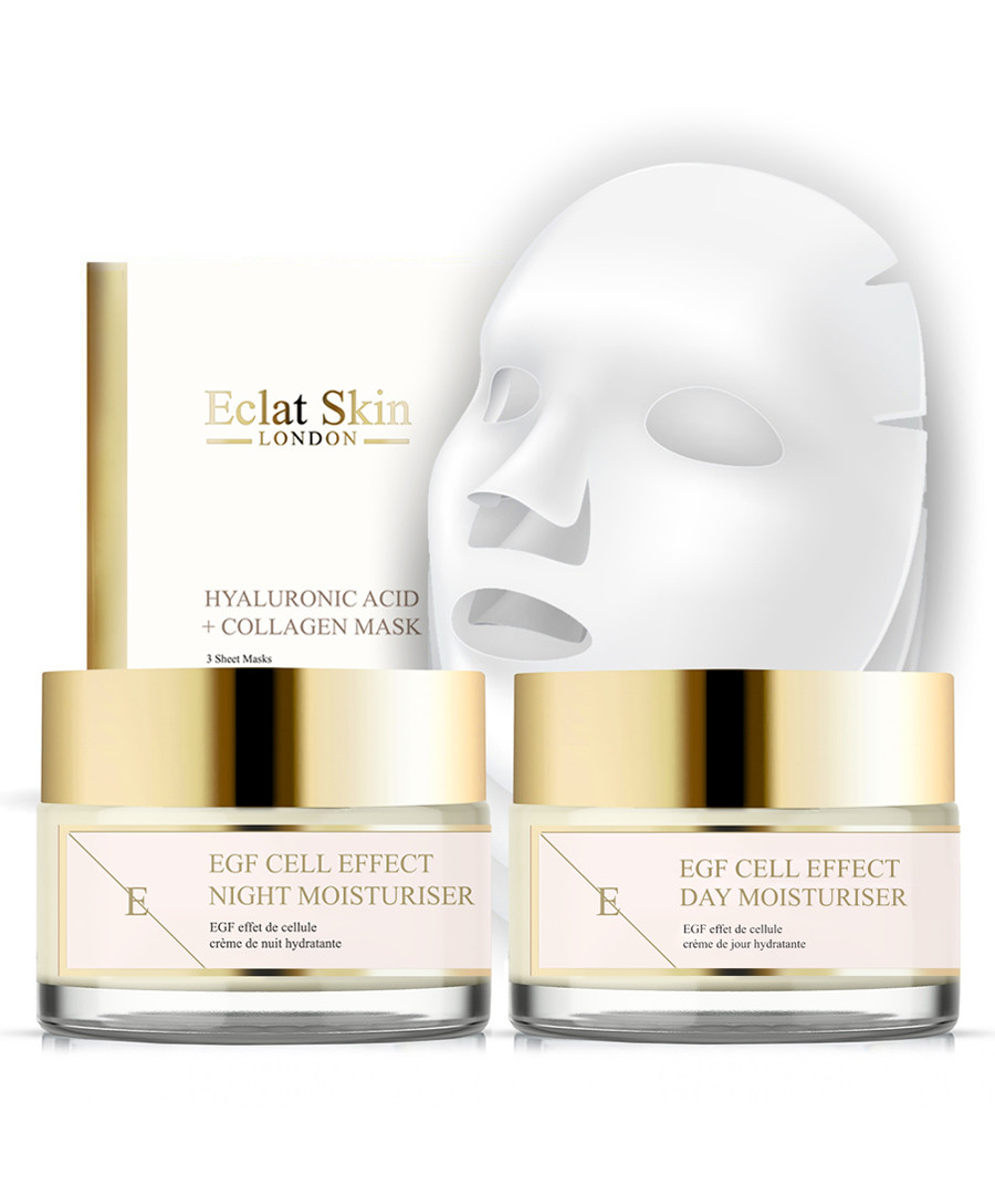 3pc Ultimate day & night restoring set Sale - eclat skincare
