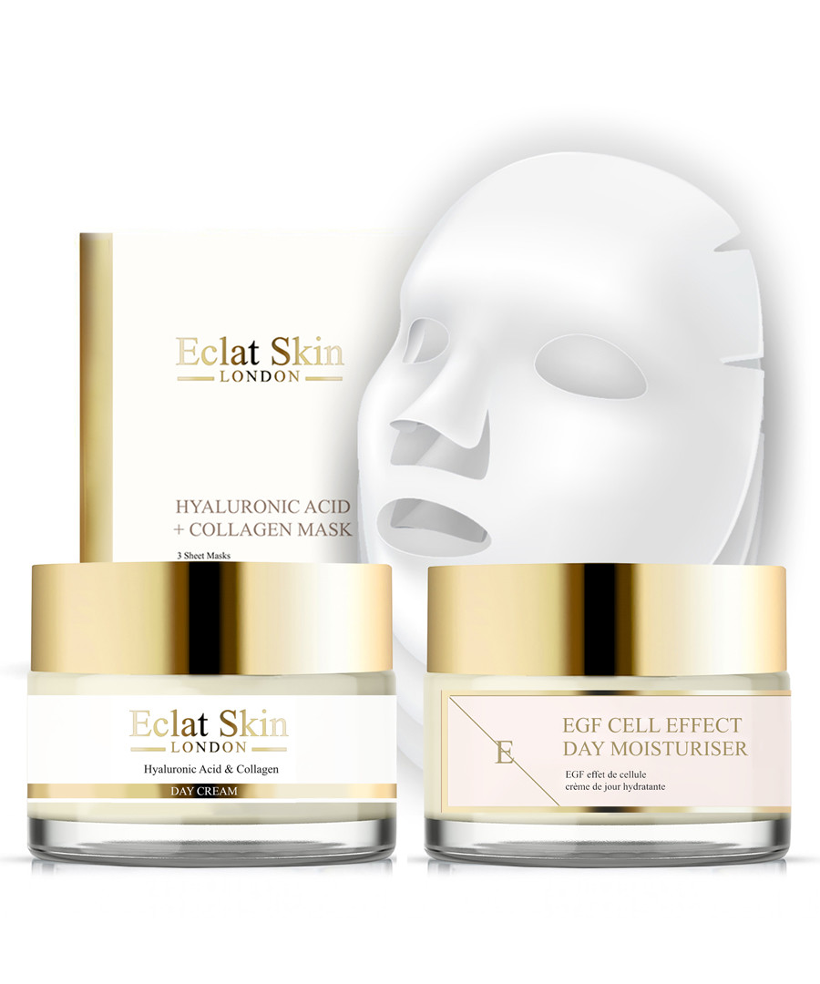 3pc Collagen hydration starter set Sale - eclat skincare