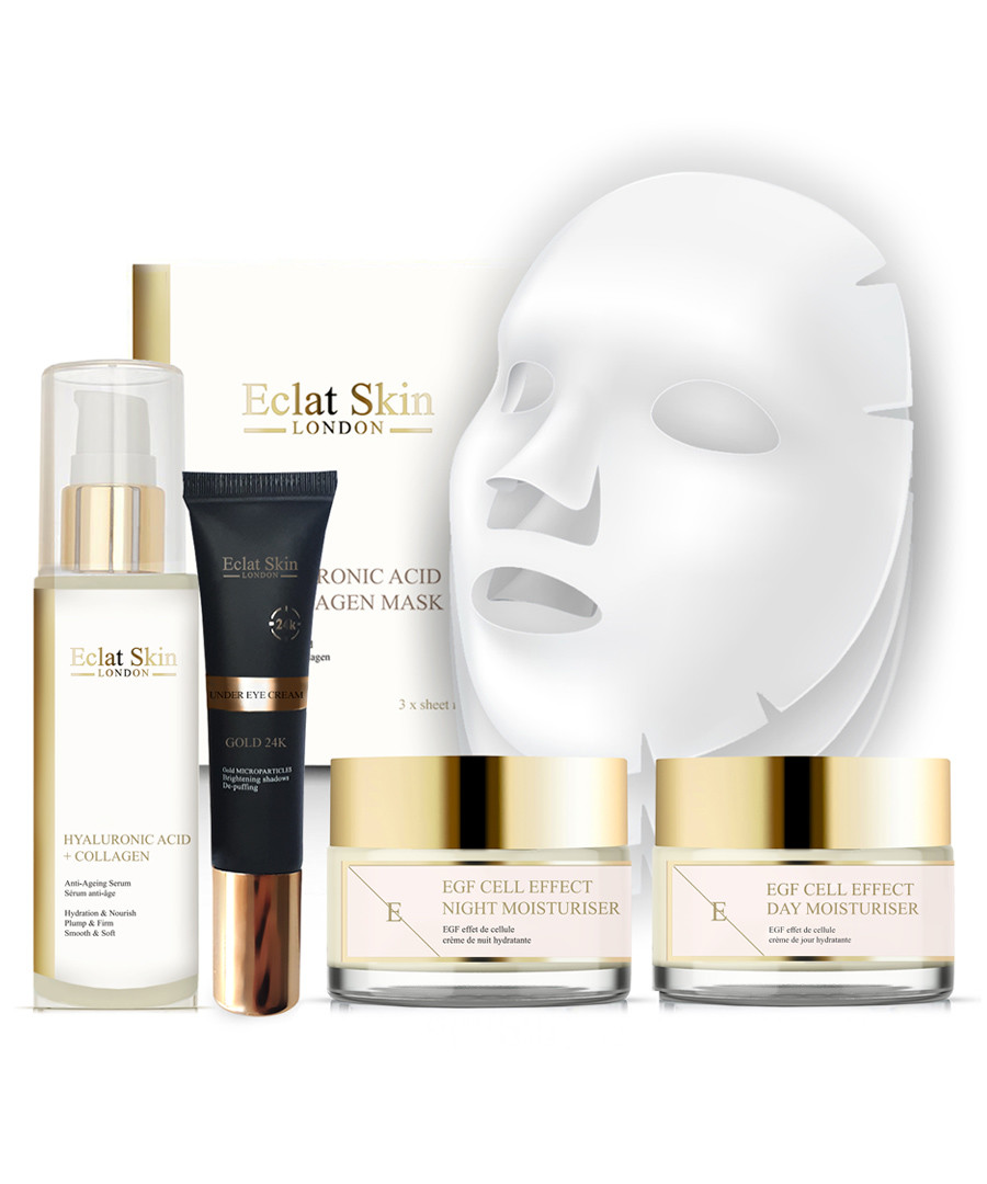 5pc Youth reviver skincare set Sale - eclat skincare