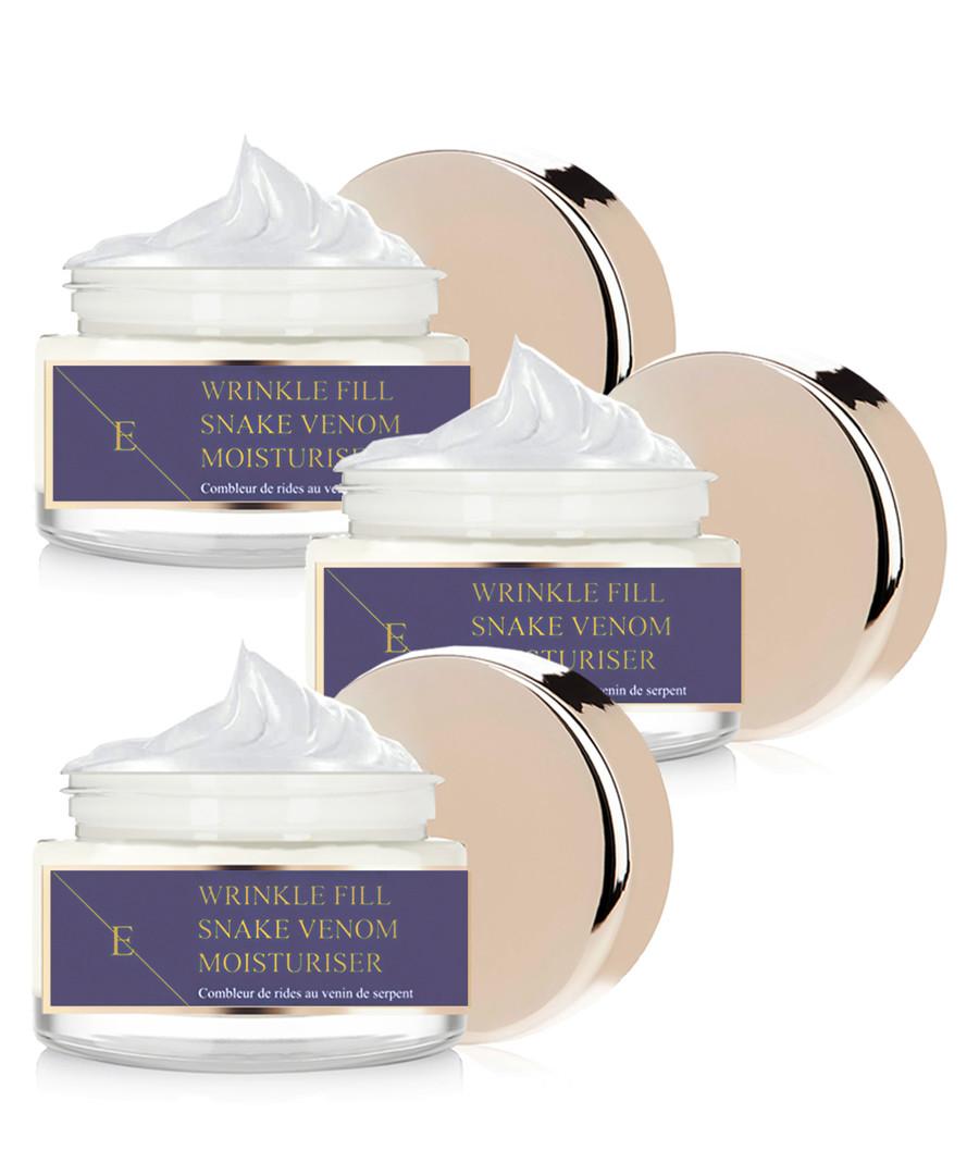 3pc Snake venom moisturiser set Sale - eclat skincare