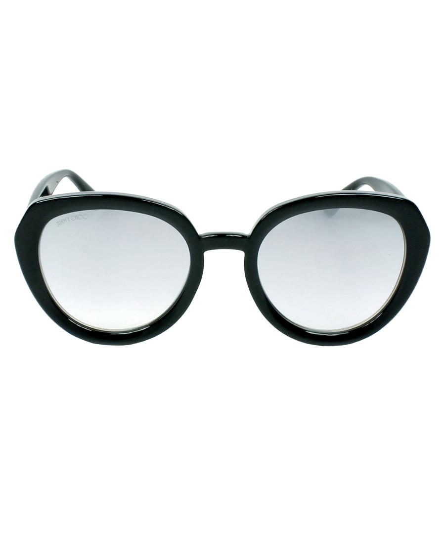Mace black glitter sunglasses Sale - Jimmy Choo