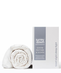 Single Goose Feather & Down duvet 6.0T