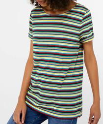 Sally striped short sleeve T-shirt
