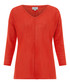 Cindy orange linen blend jumper Sale - monsoon Sale