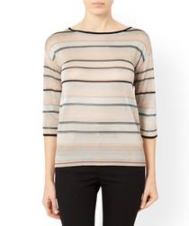 Skylar striped jumper