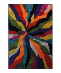 Splinted carnival rug 160 x 230cm
