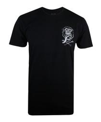 Gas Monkey black pure cotton T-shirt