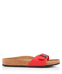 Madrid BF red sandals