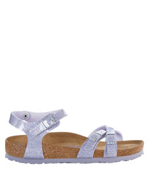 Kumba Magic Galaxy lavender sandals