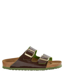 Arizona espresso sandals