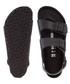 Milano black leather sandals Sale - birkenstock Sale