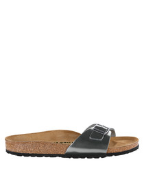 Madrid anthracite sandals