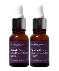 2pc concentrated wrinkle renew serum