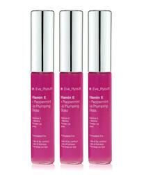3pc vitamin-E peppermint lip plumps