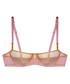 Carla pink silk blend underwire bra Sale - vanity fair Sale