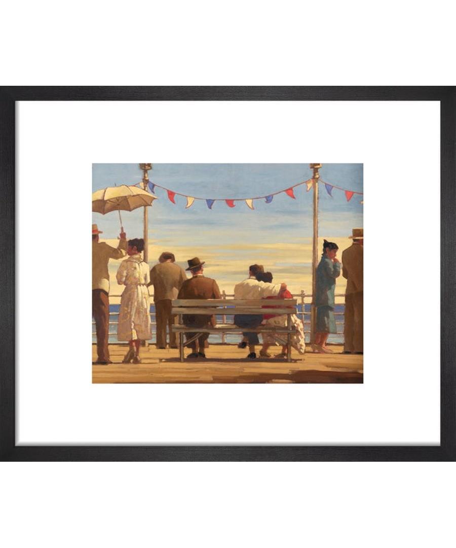 The Pier by Jack Vettriano Sale - Jack Vettriano