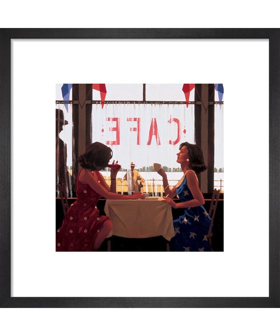 Cafe Days by Jack Vettriano Sale - Jack Vettriano