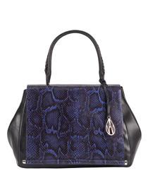 The Douglas leather grab bag