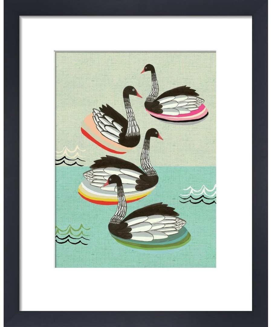 Swan Lake by Inaluxe Sale - The Art Guys