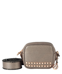 The Stud Bowie leather crossbody bag