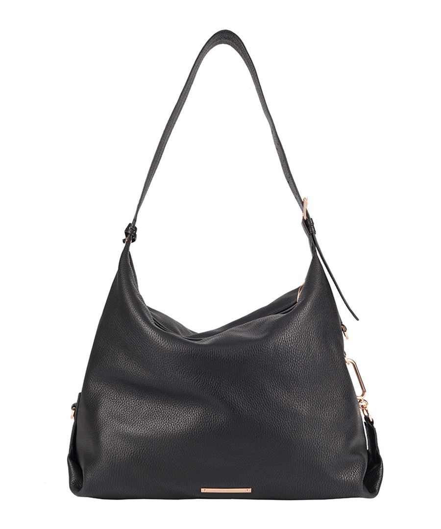 The Costner SS18 leather slouch bag Sale - Amanda Wakeley