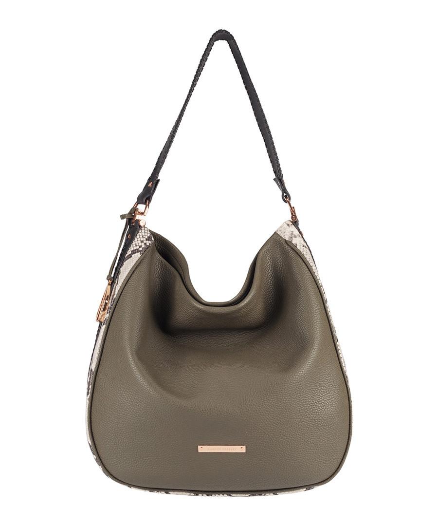 The Large Mara leather shoulder bag Sale - Amanda Wakeley