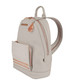 The Mini Flynn grey leather backpack Sale - Amanda Wakeley Sale