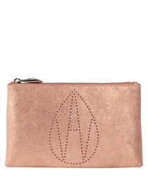 The Perforated Large Mercury clutch