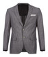 Grey cotton two-button blazer Sale - hugo boss Sale
