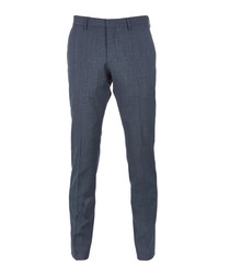 Genesis 2 pewter virgin wool trousers